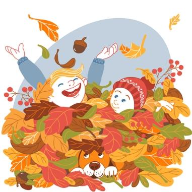 Et vive l'automne!